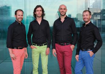 quatuor adam photo site